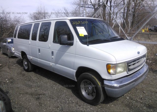 Inventory #124236070 1997 FORD ECONOLINE