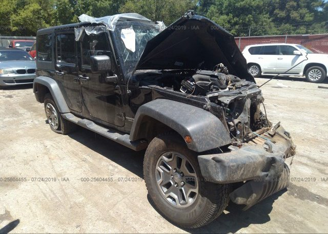 Inventory #269605149 2015 JEEP WRANGLER UNLIMITE