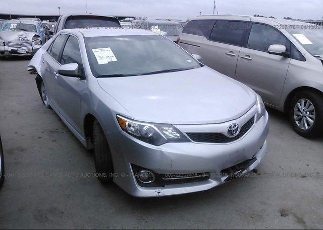Inventory #587461658 2014 Toyota CAMRY