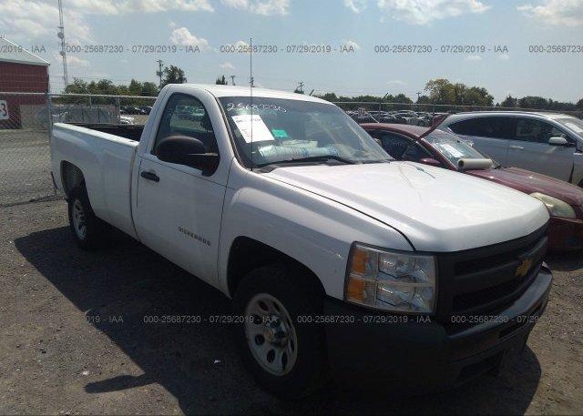 Inventory #356527595 2010 Chevrolet SILVERADO