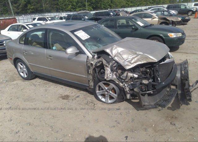 Inventory #396222854 2004 Volkswagen PASSAT