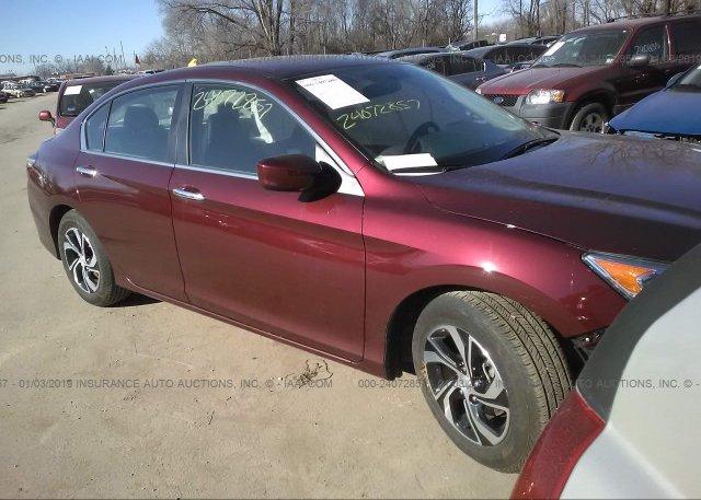 Inventory #252864946 2017 Honda ACCORD