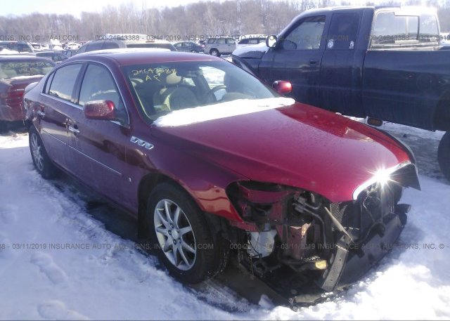 Inventory #621634188 2007 Buick LUCERNE