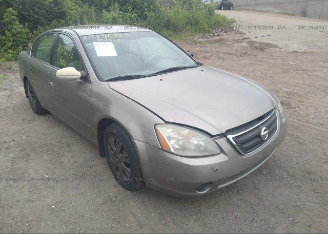 Inventory #109504761 2003 Nissan ALTIMA