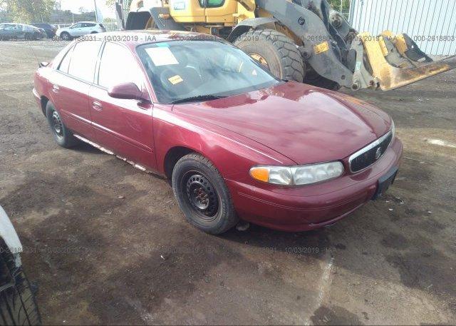 Inventory #940571403 2004 Buick CENTURY