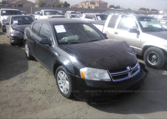Inventory #544451619 2012 Dodge AVENGER