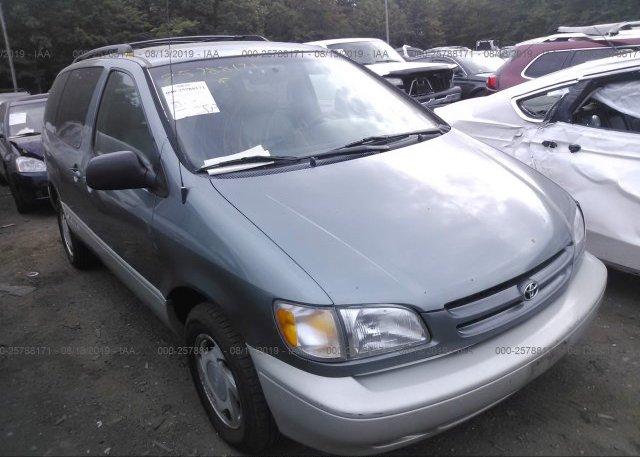 Inventory #805152503 1998 Toyota SIENNA
