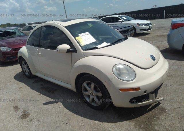 Inventory #572659688 2009 Volkswagen NEW BEETLE