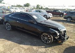 Salvage Ats Cadillac Car for Sale Online Auto Auction