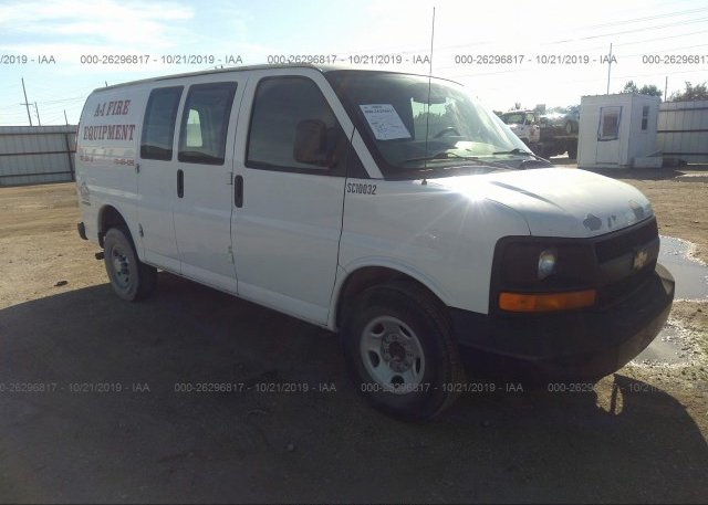 Inventory #543603470 2010 Chevrolet EXPRESS G2500