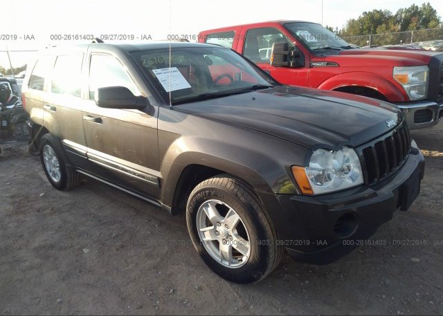 Inventory #845247074 2005 JEEP GRAND CHEROKEE