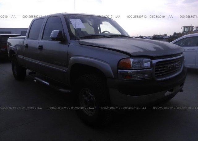 Inventory #688567211 2001 GMC SIERRA