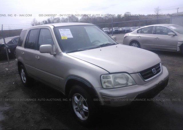 Inventory #562595027 2000 Honda CR-V