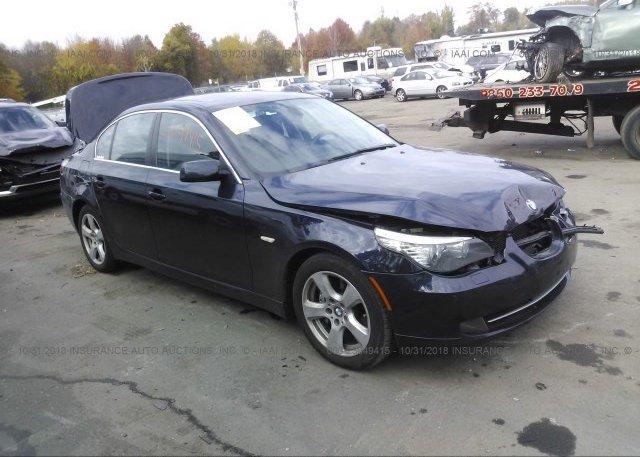 Inventory #478607036 2008 BMW 535
