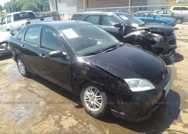 Inventory #618748352 2007 FORD FOCUS
