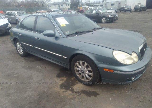 Inventory #326610330 2005 Hyundai SONATA