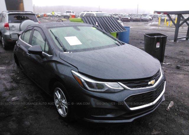 Inventory #861281002 2017 Chevrolet CRUZE
