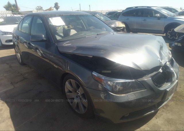 Inventory #489159212 2004 BMW 530