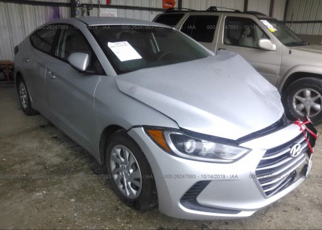 Inventory #720077273 2017 Hyundai ELANTRA