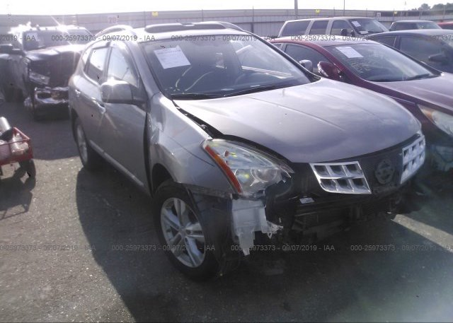 Inventory #630011032 2013 Nissan ROGUE