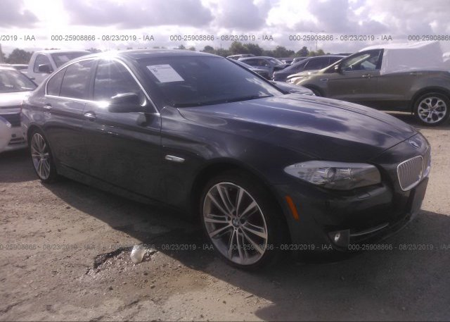 Inventory #657120734 2011 BMW 550