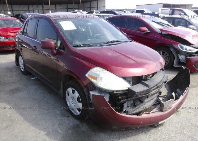 Inventory #424767605 2008 Nissan VERSA