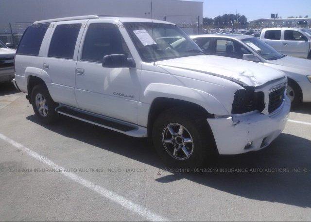Inventory #732145005 1999 Cadillac ESCALADE
