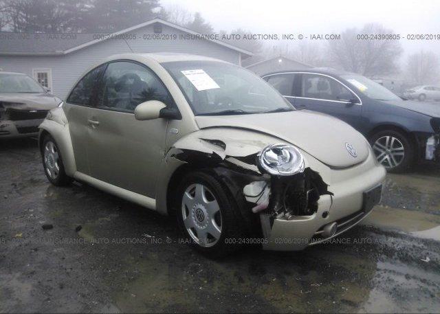 Inventory #731531542 2001 Volkswagen NEW BEETLE