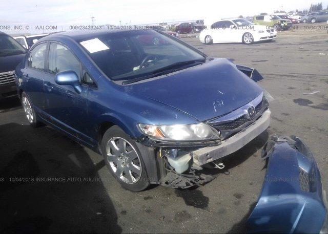 Inventory #479388325 2009 Honda CIVIC