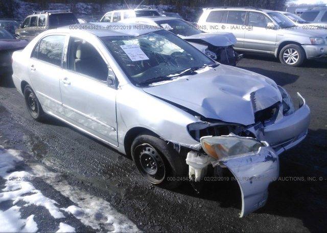 Inventory #369705292 2007 Toyota COROLLA