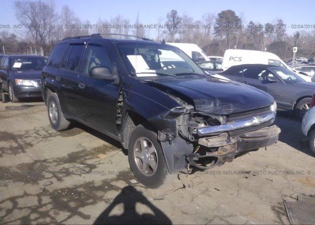 Inventory #472640043 2006 Chevrolet TRAILBLAZER
