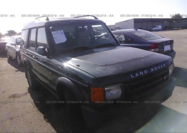 Inventory #432184209 2000 Land Rover DISCOVERY II