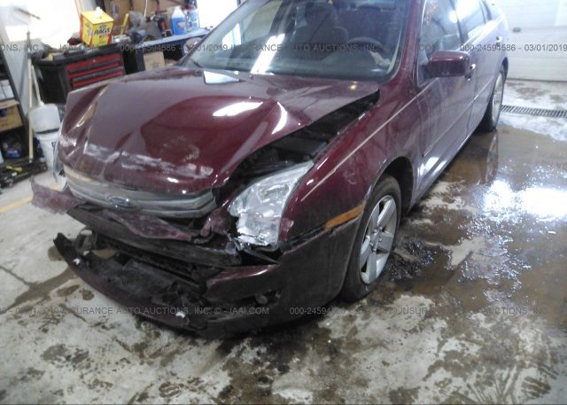 Inventory #154698030 2007 FORD FUSION