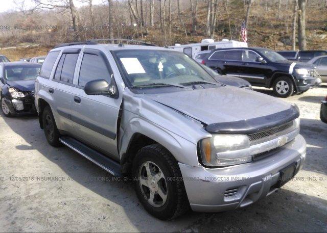 Inventory #254076181 2005 Chevrolet TRAILBLAZER