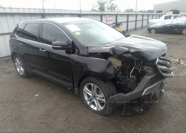Inventory #342573523 2018 FORD EDGE
