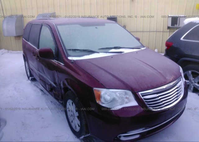 Inventory #780347430 2014 CHRYSLER TOWN & COUNTRY