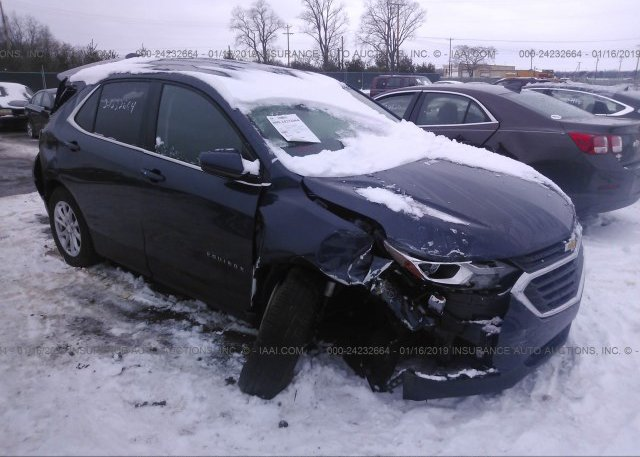 Inventory #869087940 2018 Chevrolet EQUINOX