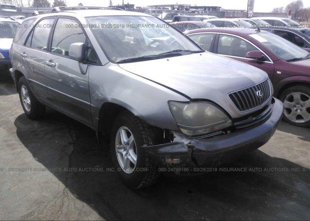 Inventory #579093299 2000 Lexus RX
