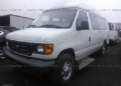 2007 FORD ECONOLINE - 1FBSS31L47DA67849 Right View
