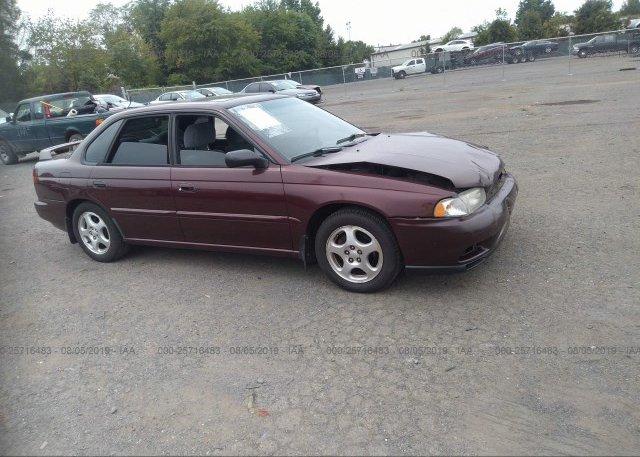 Inventory #634002270 1999 Subaru LEGACY