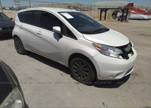 Inventory #891239521 2015 Nissan VERSA NOTE