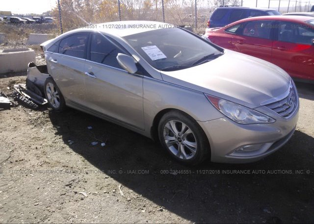 Inventory #614827520 2011 Hyundai SONATA