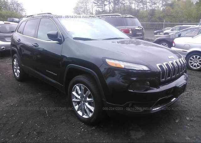 Inventory #615265605 2014 JEEP CHEROKEE