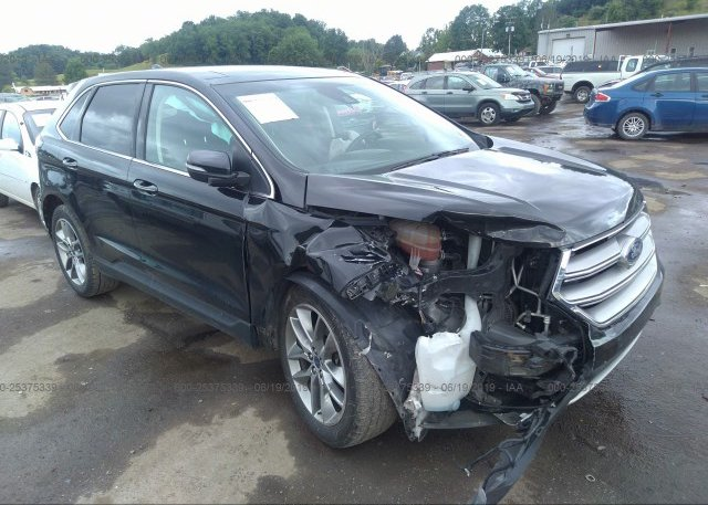 Inventory #441390061 2015 FORD EDGE