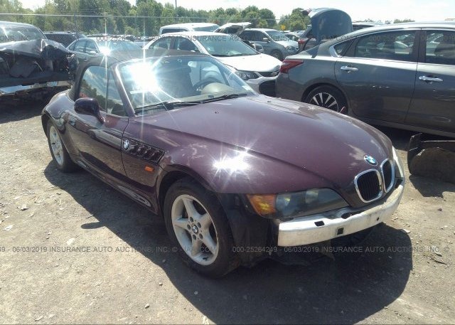 Inventory #132232808 1998 BMW Z3