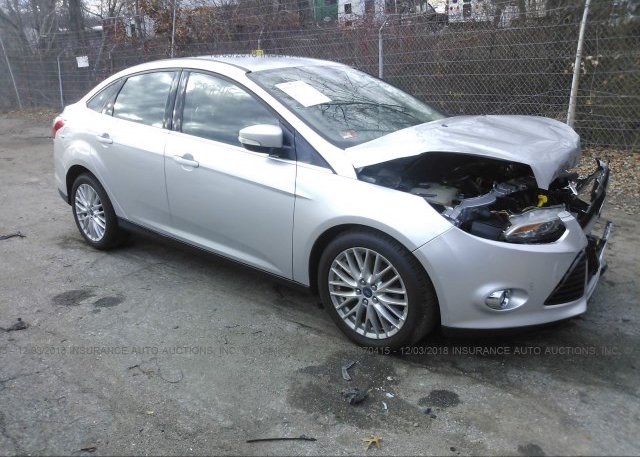 Inventory #970359942 2012 FORD FOCUS
