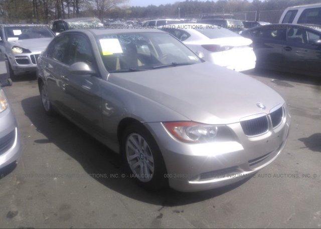 Inventory #990044894 2007 BMW 328
