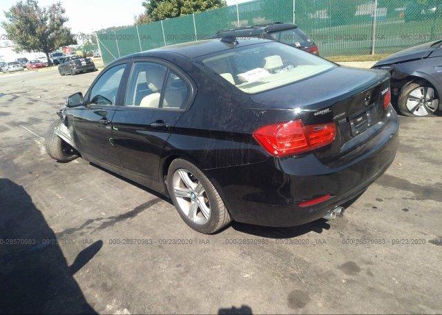 купить 2013 BMW 3 SERIES WBA3B5C54DJ598814