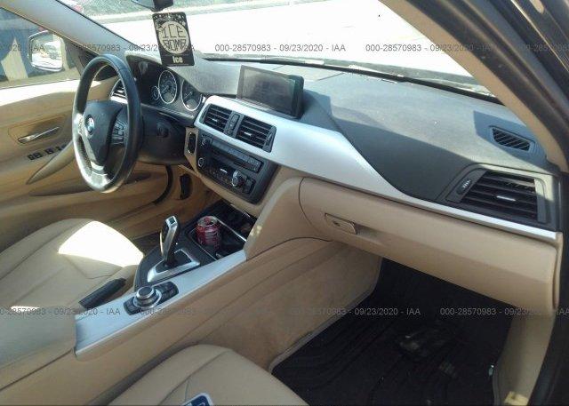 пригнать из сша 2013 BMW 3 SERIES WBA3B5C54DJ598814