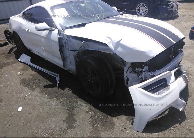 Inventory #877504341 2016 FORD MUSTANG